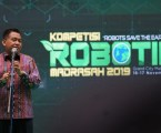 Kompetisi Robotik Madrasah 2019 Diikuti 150 Tim