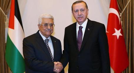 Abbas dan Erdogan Bahas Perkembangan Palestina Terkini