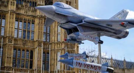 Oxfam: Penjualan Senjata Inggris ke Koalisi Saudi Naik Pesat