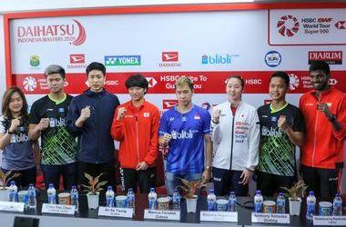 Dua Puluh Pebulutangkis Indonesia Akan Ikuti Indonesia Masters 2020