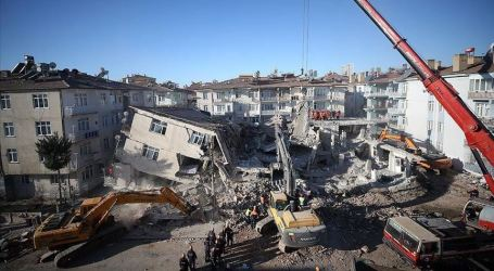 Korban Tewas Gempa Turki Naik Jadi 38 Jiwa