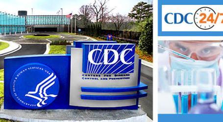 CDC AS Diundang untuk Jadi Bagian dari Tim WHO China