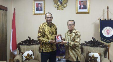 MER-C Kunjungi Keuskupan Agung Jakarta Bahas Isu Palestina