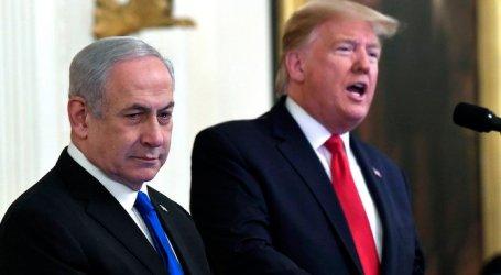 Rencana Perdamaian Trump Serukan Negara Palestina Beribu Kota Yerusalem Timur