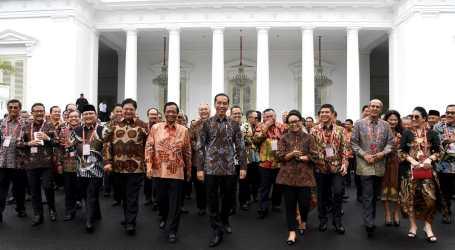 Presiden Jokowi Gelar Raker dengan Ratusan Perwakilan RI di Luar Negeri