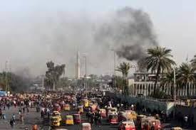 Tiga Roket Katyusha Jatuh Dekat Kedubes AS di Baghdad