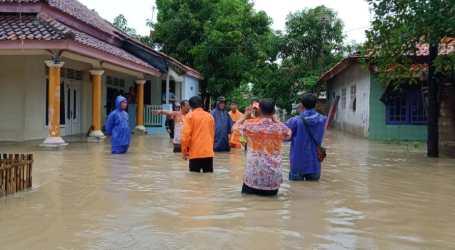 BNPB: Sebanyak 500 Rumah Terendam Banjir di Indramayu