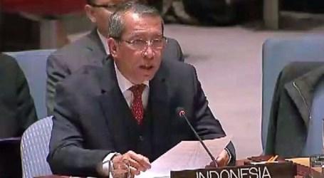 Indonesia Desak DK PBB Tegakkan Hukum Terhadap Israel