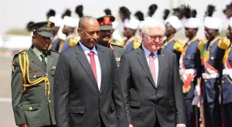 Bangun Kemitraan Stategis, Presiden Jerman Kunjungi Sudan