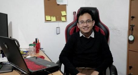 Aryo Febrian Dirikan Portal Komunikasi Anakmuda.net