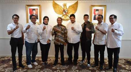 Indonesia Siap Jadi Tuan Rumah Kejuaraan Dunia Jetski