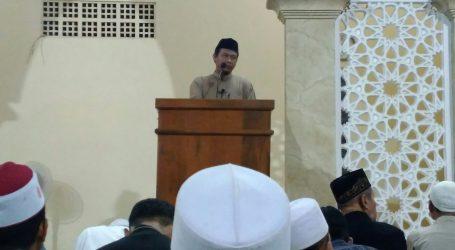 "Jama'ah Muslimin (Hizbullah) Awali ""Gerakan Subuh Agung"" Dukung Pembebasan Al-Aqsa"