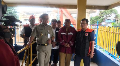 Jakarta Kembali Banjir, Anies Instruksikan 9 Poin