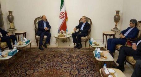 Delegasi Hamas Bertemu Dewan Syura Iran Bahas Perlawanan Terhadap Trump