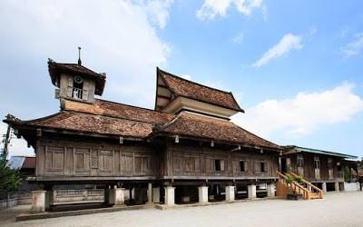 Telok Manok, Masjid Tertua di Thailand Selatan dengan Bangunan Khas Melayu