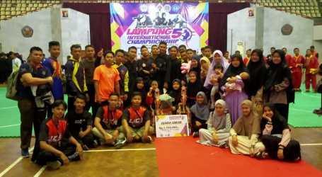 Tapak Suci Al-Fatah Lampung Raih Juara Umum 1 Tingkat Nasional