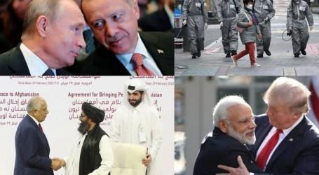 Top Empat Peristiwa Geopolitik di Awal Tahun 2020