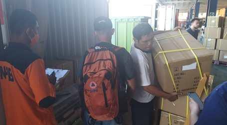 Pemerintah Segera Distribusikan 105 Ribu Alat Pelindung Diri