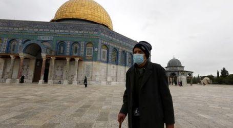 Masjid Al-Aqsa Ditutup Sementara Cegah Penyebaran Corona