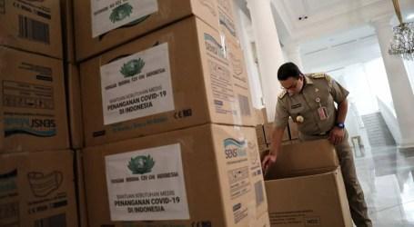 Pemprov. DKI Jakarta Mulai Salurkan Bantuan Sosial PSBB