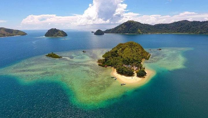 Destinasi wisata kabupaten pesisir Selatan