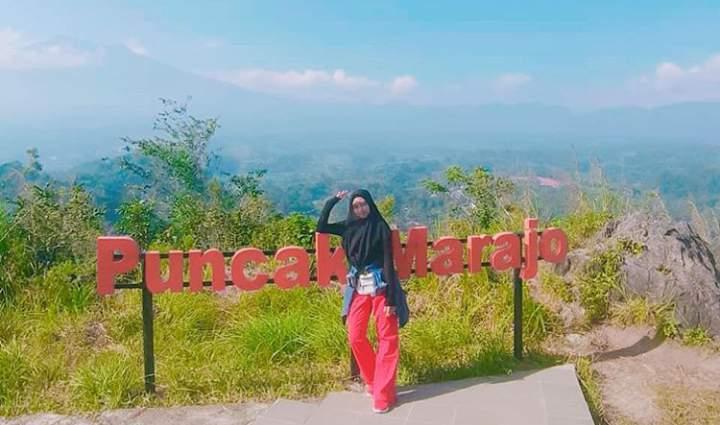 Puncak Marajo Sumatera Barat