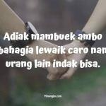 Caption Minang dan artinya