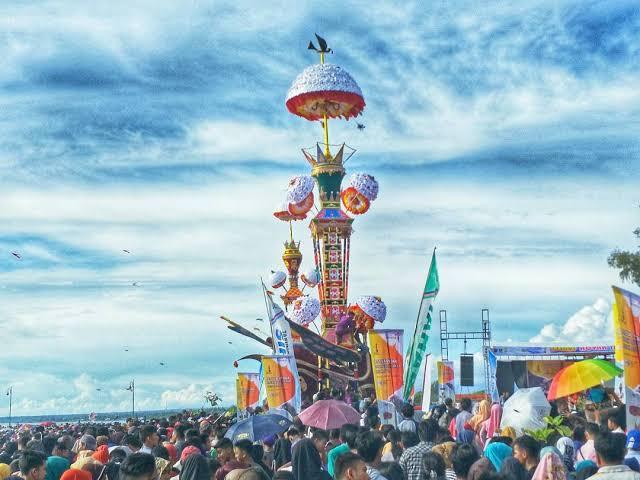 Festival Tabuik Sumatera barat