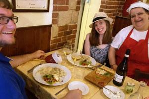 Winery tours_homemade pasta