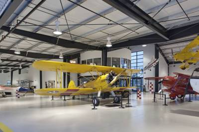 Museum of Flying 22
