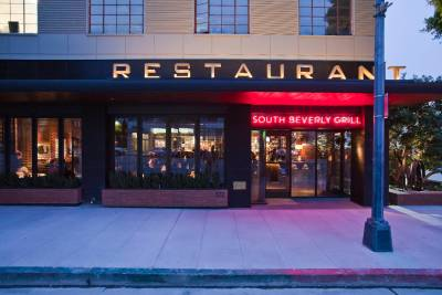 South Beverly Grill Restaurant