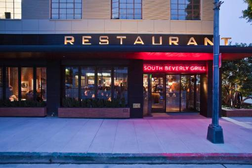 South Beverly Grill