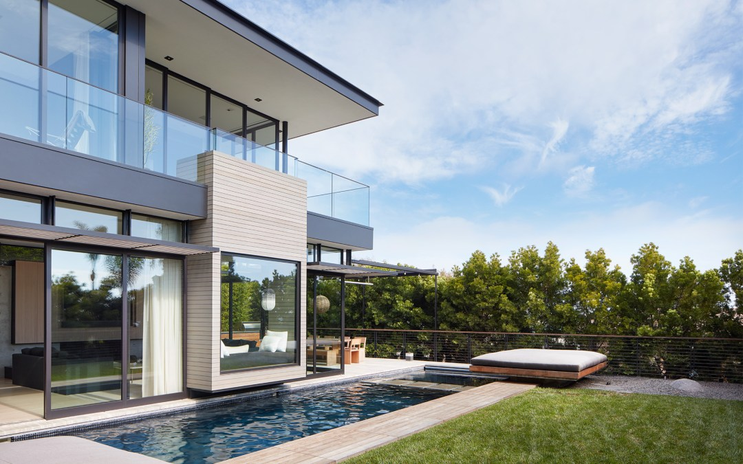 Maria Sharapova's Home Featured on the Cover of Architectural Digest