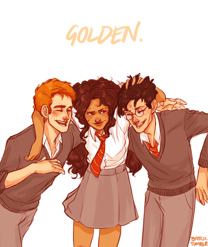 hermione_and_her_boys_by_batcii-d7uhkjw