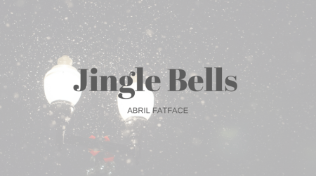 Xmas Typo Jingle Bells
