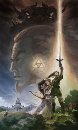 The Legend of Zelda A Tribute by Gjaldir