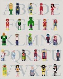 affiche-point-crois-alphabet-super-heros