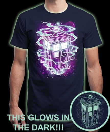 T-shirt geeks Doctor Who