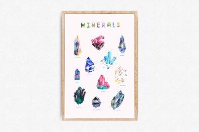 art print gemmes