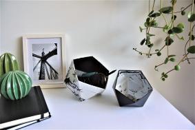 Boites rangement origami