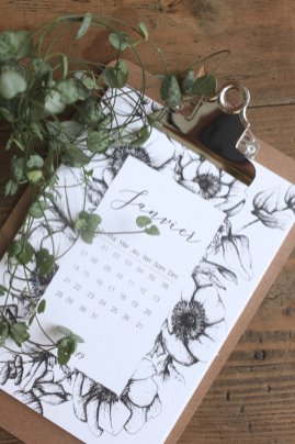 calendrier-flowers