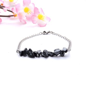 Bracelet Obsidienne - DS Nature et Creation