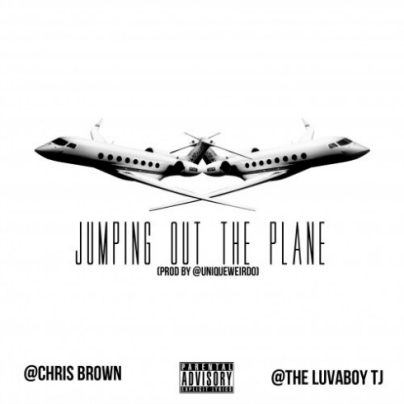 New Music: Chris Brown Ft. The LuvaBoy TJ- Jumping Out The