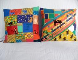Pillows by Sparklina design