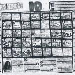 STORMY MONDAY 2013年10月スケジュール表