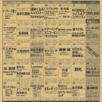 名古屋TOKUZO 2015年2月スケジュール表