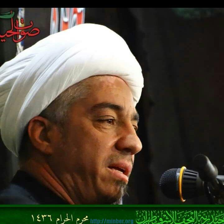 الشيخ عماد زاهد