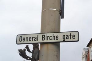 General Birchs Gate
