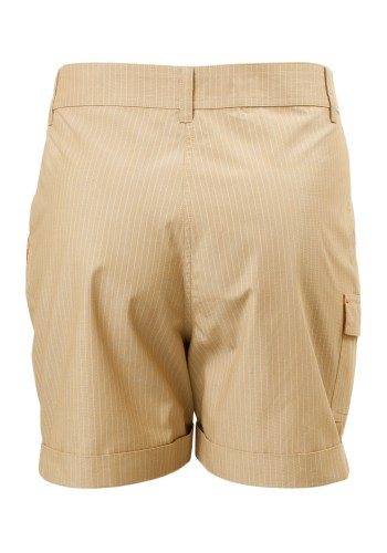 MINC Petite Desert Safari Girls Shorts in Beige Cotton