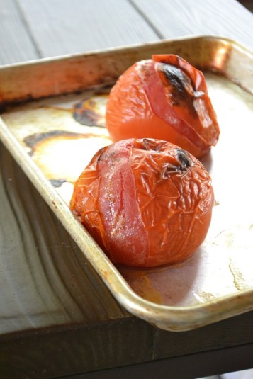 Roasted Tomatoes straight from the Oven